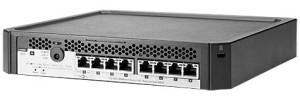 HP PS1810-8G вид сзади